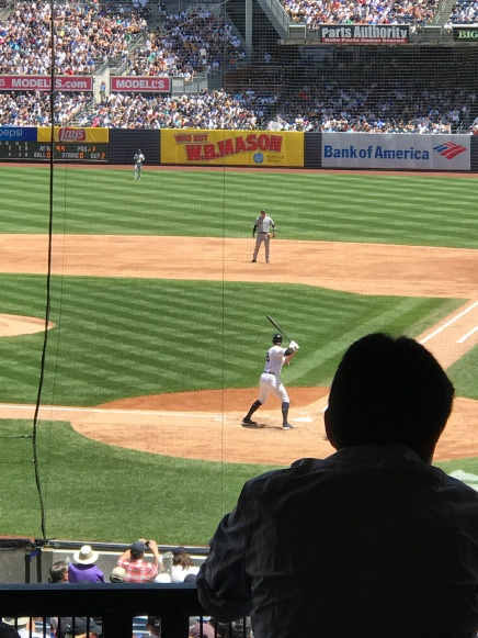 Yankee's game